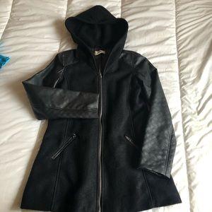 Jolt Leather Jacket